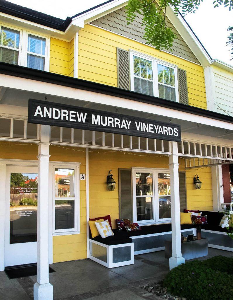 Andrew Murray Vineyards Tasting Room