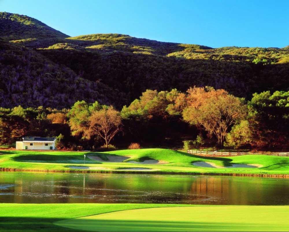 Rancho San Marcos Golf Course