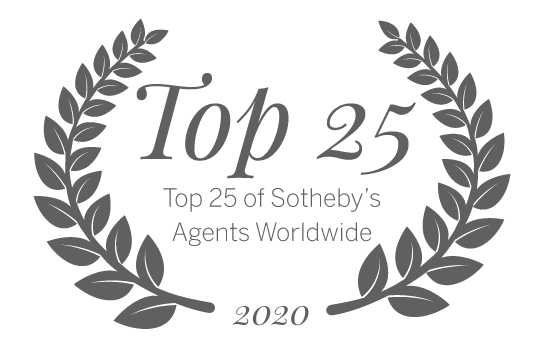 Top 25 Sotheby's Agents